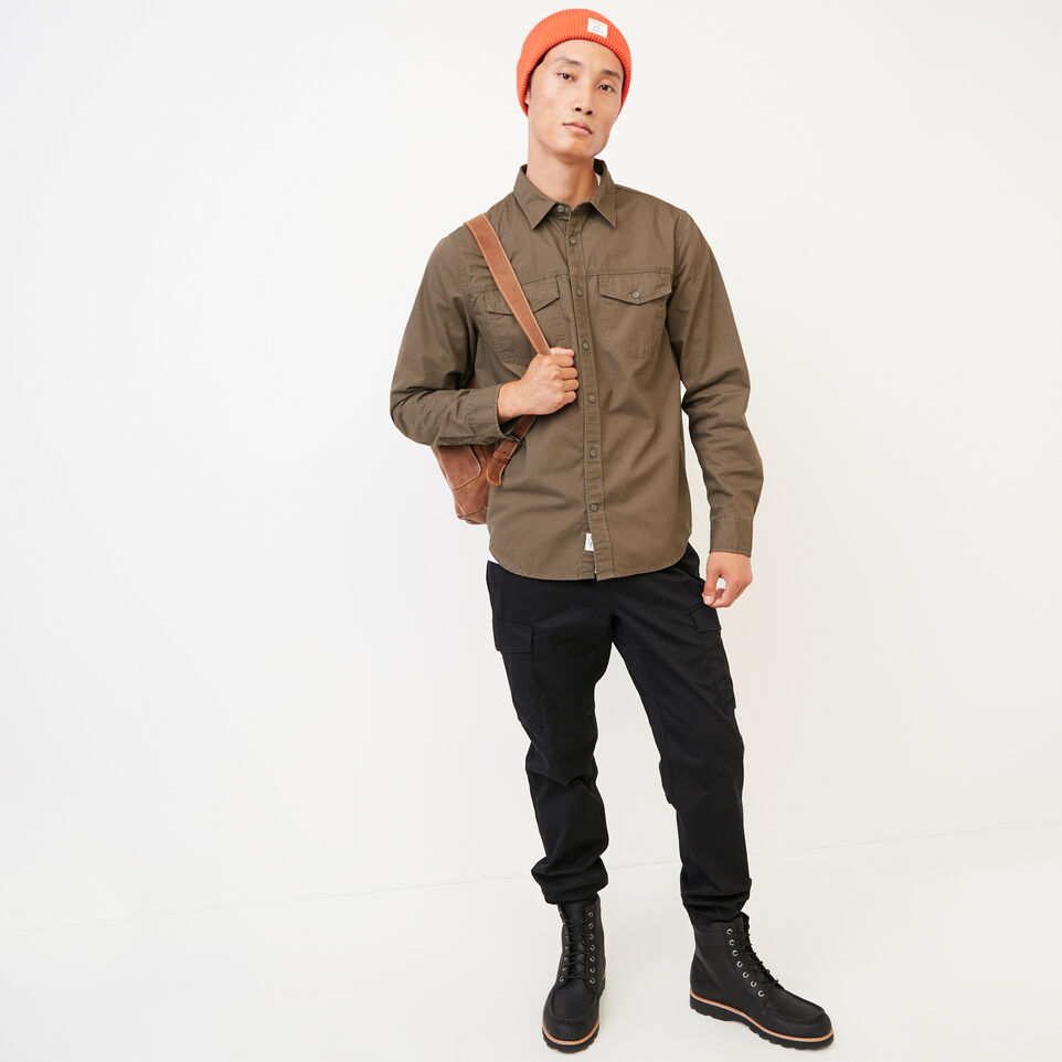 Roots-undefined-Heatley Long Haul Shirt-undefined-B