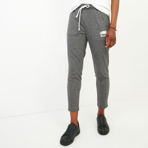 Roots-Women Categories-Summerside Sweatpant-Salt & Pepper-A