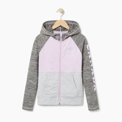 Roots-Kids Our Favourite New Arrivals-Girls Lola Active Full Zip Hoody-Lavendula-A