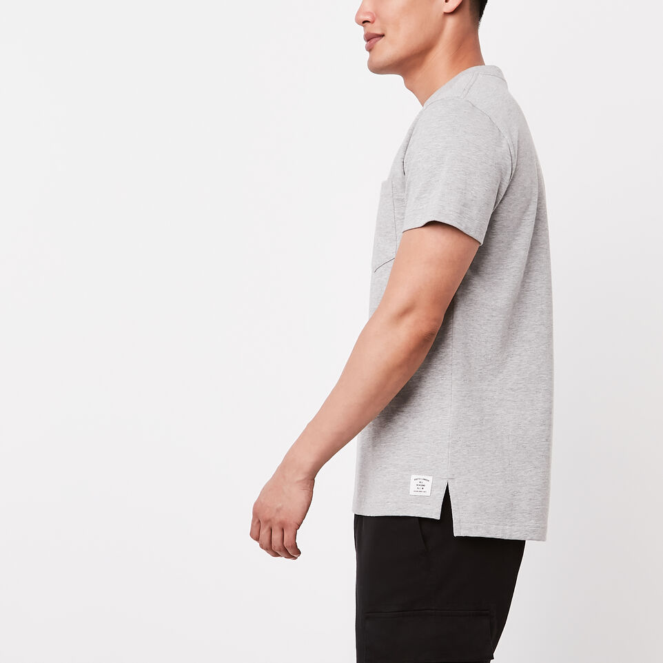 Roots-undefined-7 Oz Jersey Pocket T-shirt-undefined-B