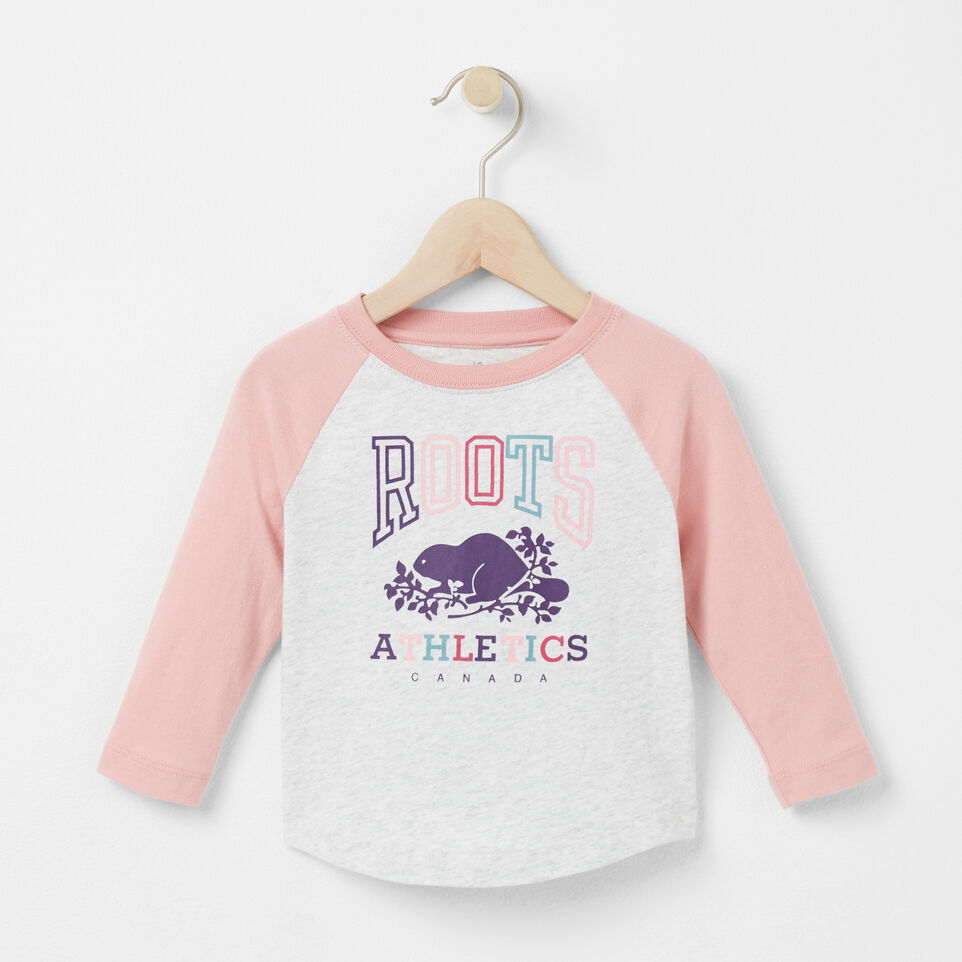 Roots-undefined-Baby Sofie Rba Raglan Top-undefined-A