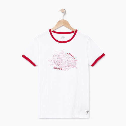 Roots-Women Bestsellers-Womens Canada T-shirt-Crisp White-A