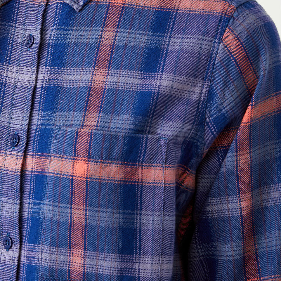 Roots-undefined-Nora Flannel Shirt-undefined-E