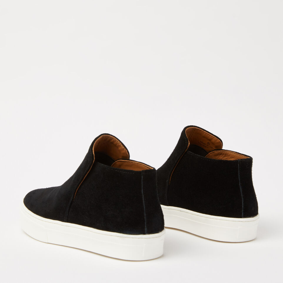 Roots-undefined-Haley Sneaker  Suede-undefined-C