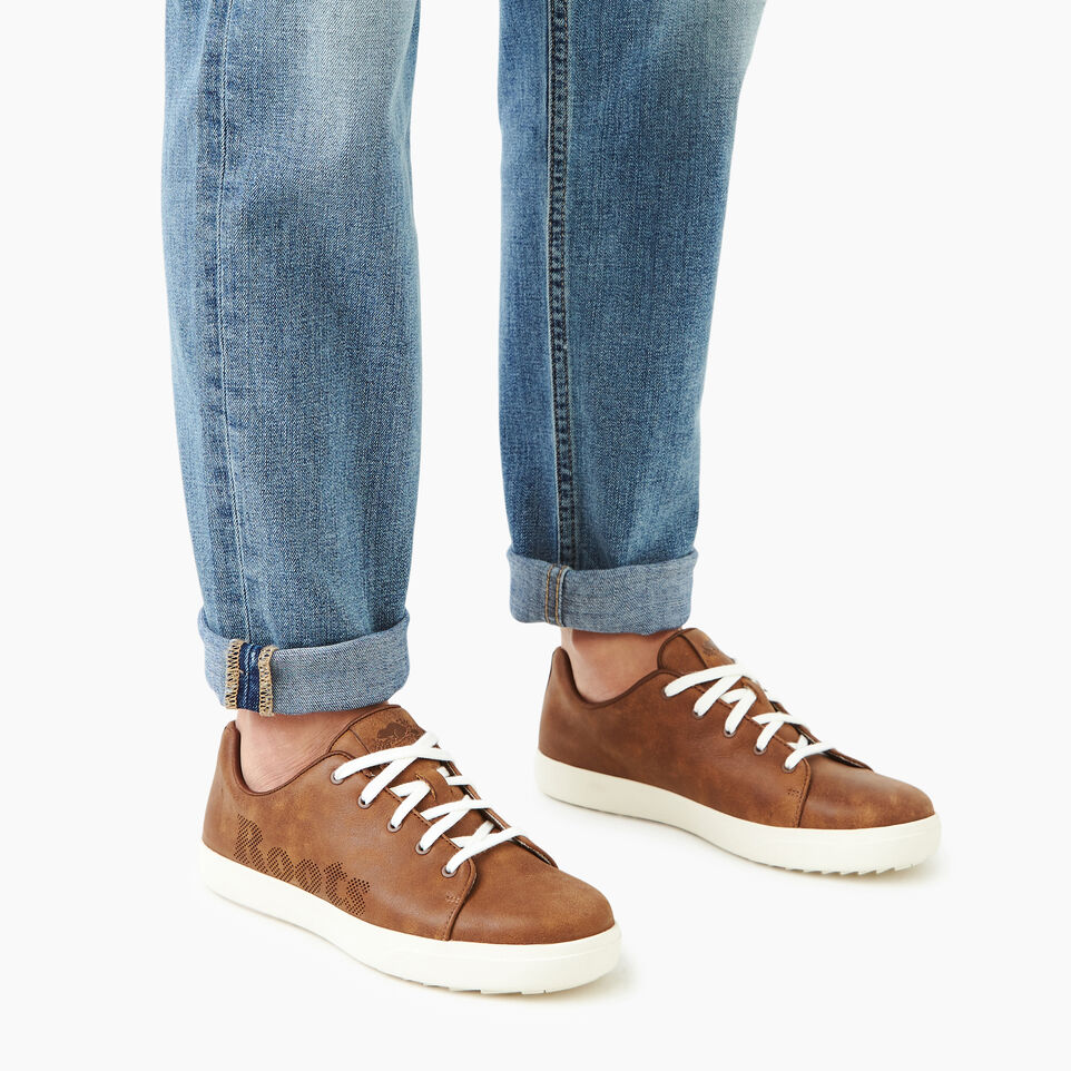 Roots-Footwear Our Favourite New Arrivals-Womens Rosedale Lace Sneaker-Natural-B