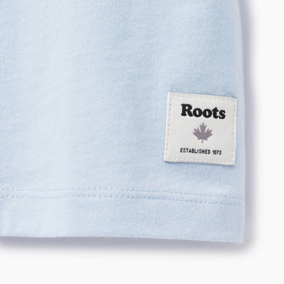 Roots-Women Our Favourite New Arrivals-Womens Cooper Beaver Ringer T-shirt-Skyway-C