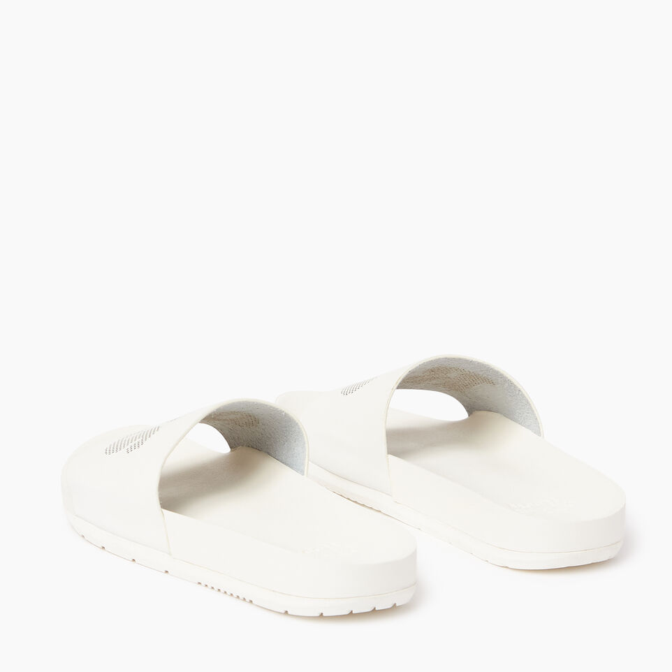 Roots-Footwear Women's Footwear-Womens Long Beach Pool Slide-Pearl-E