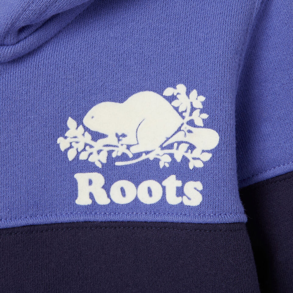 Roots-Kids Our Favourite New Arrivals-Toddler Colour Block Full Zip Hoody-Violet Storm-C