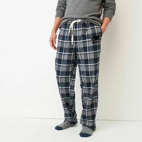 Roots-Winter Sale Bottoms-Inglenook Lounge Pant-Charcoal Mix-A