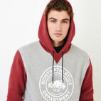 Roots-Men Our Favourite New Arrivals-Athletic Dept. Hoody-Grey Mix-E