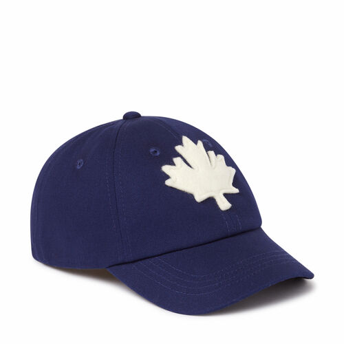 Roots-Kids Our Favourite New Arrivals-Kids Canada Baseball Cap-Navy-A
