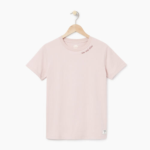 Roots-Women Our Favourite New Arrivals-Womens Communication T-shirt-Burnished Lilac-A