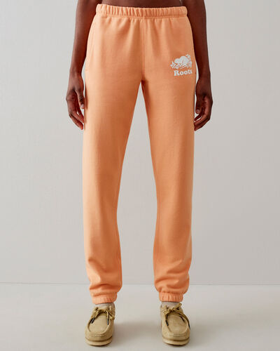 Roots-Sweats Sweatsuit Sets-Original Sweatpant-Fresh Melon-A