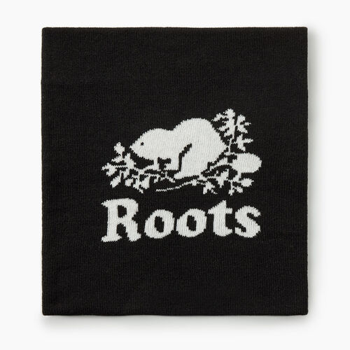 Roots-Kids New Arrivals-Kids Cooper Glow Gaiter-Black-A