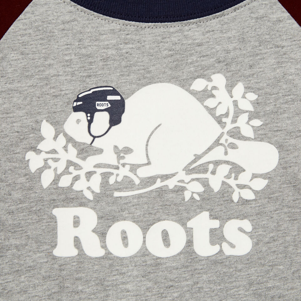 Roots-undefined-Toddler Hockey Buddy Raglan T-shirt-undefined-D