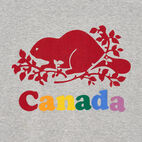 Roots-Men Canada Collection By Roots™-Mens Cooper Colours Canada T-shirt-Grey Mix-D
