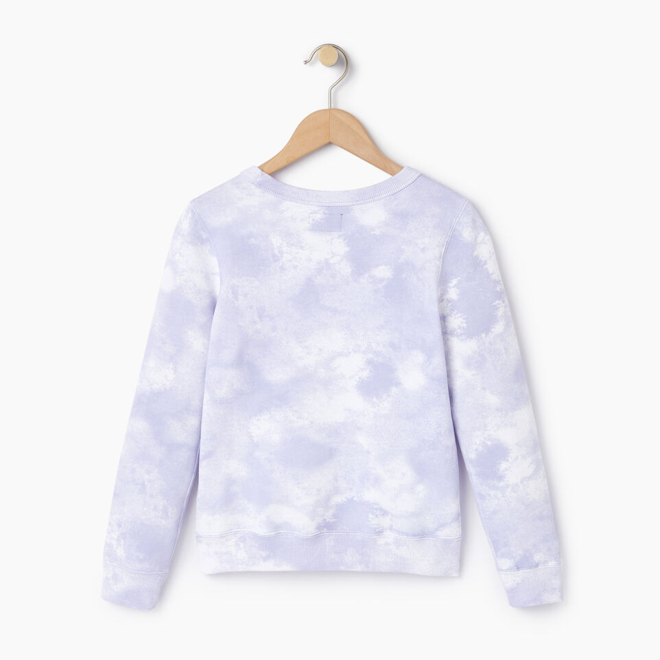 Roots-Kids Our Favourite New Arrivals-Girls Cloud Nine Sweatshirt-Thistle-B