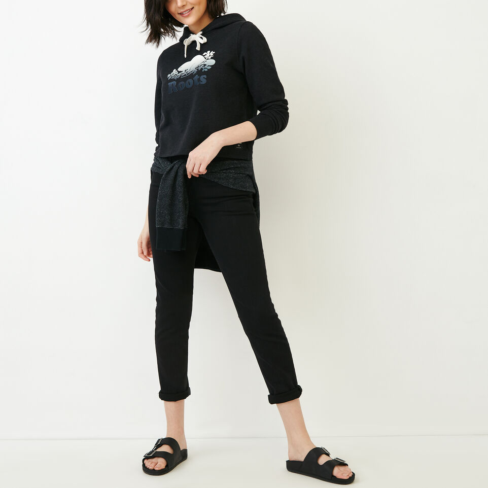 Roots-undefined-Guernsey Cropped Hoody-undefined-B