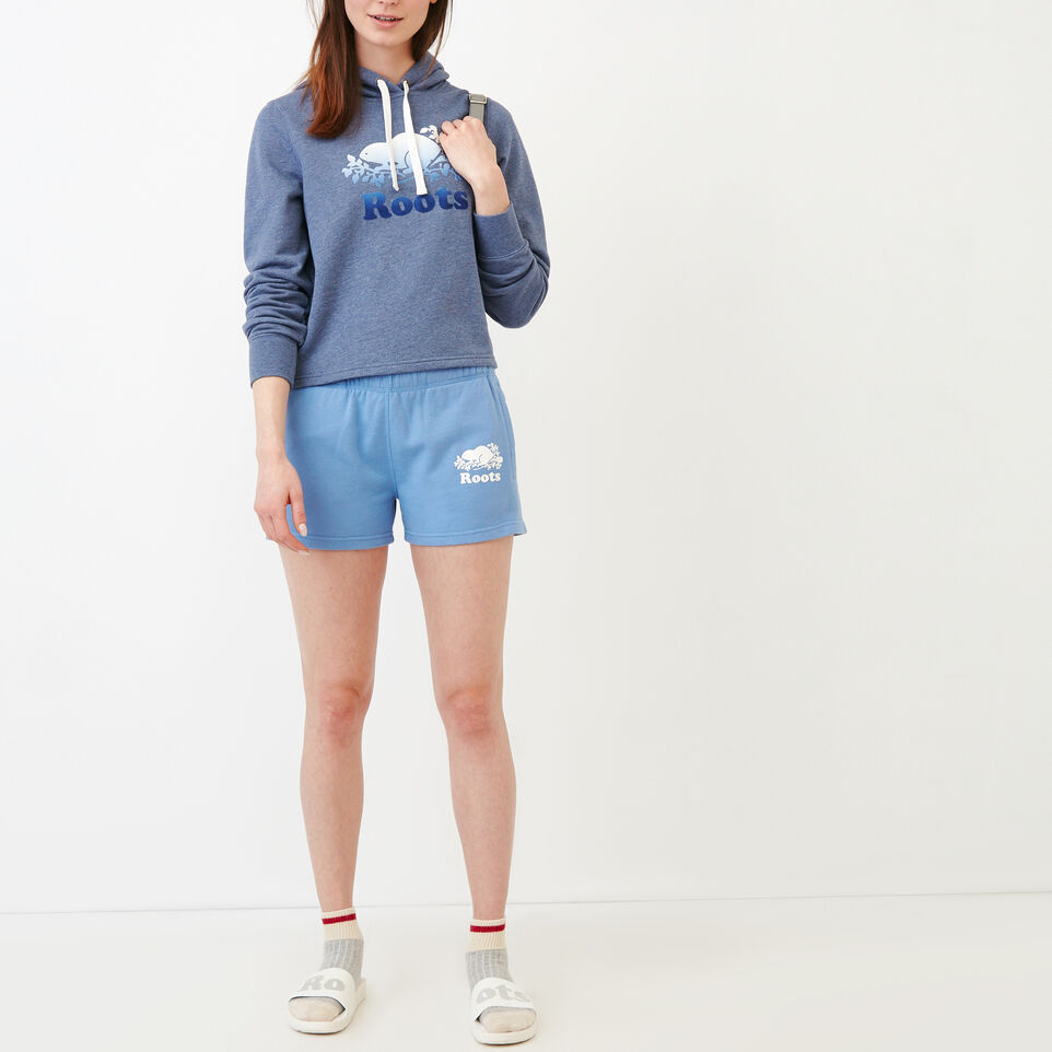 Roots-Women Our Favourite New Arrivals-Original Sweatshort-Blue Bonnet-B