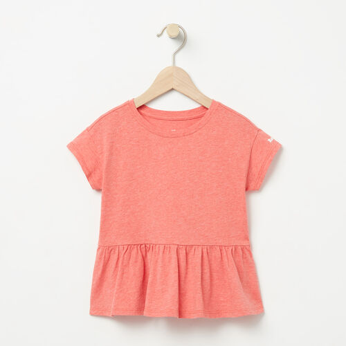 Roots-Kids Tops-Toddler Open Air Top-Spiced Coral Mix-A