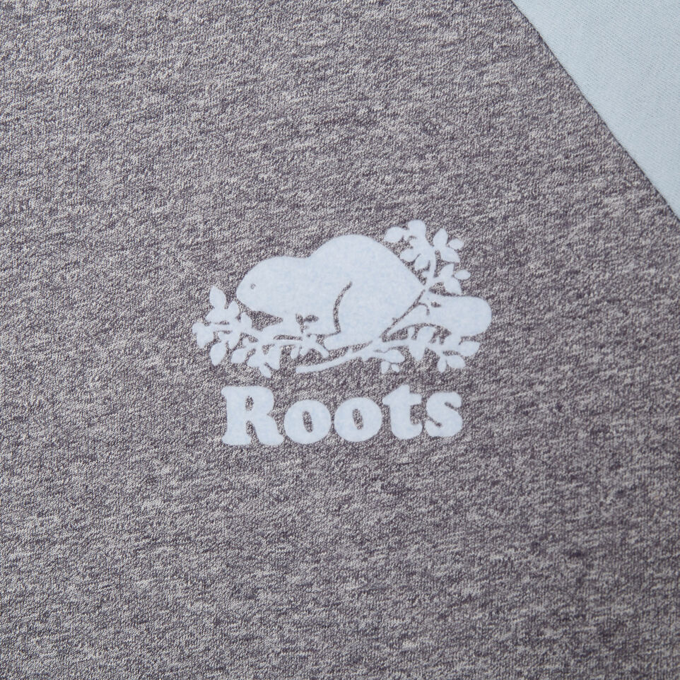 Roots-undefined-Womens Baseball Cooper Beaver T-shirt-undefined-C
