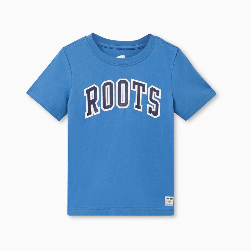 Roots-undefined-Toddler Arch Roots T-shirt-undefined-A