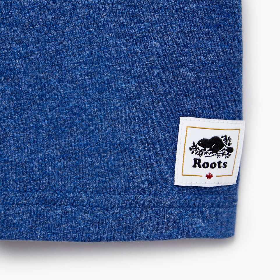 Roots-Kids Our Favourite New Arrivals-Baby Bedford T-shirt-Active Blue Mix-C