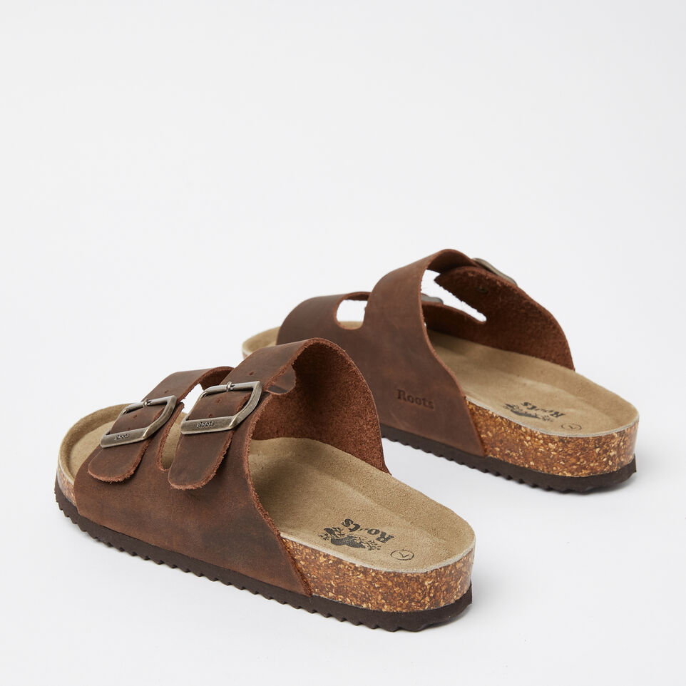 Roots-undefined-Mens Natural Roots 2 Strap Sandal-undefined-C