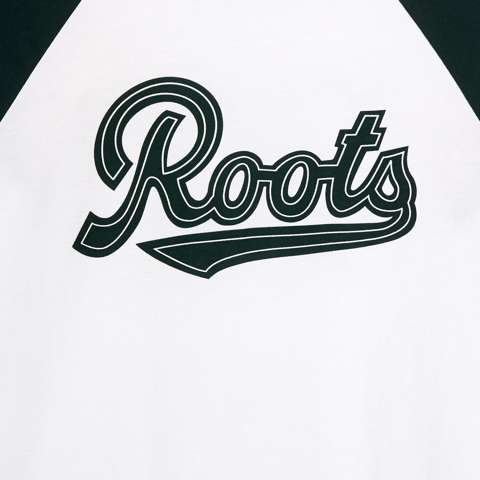 Roots-undefined-Womens Roots Varsity 73 Top-undefined-D