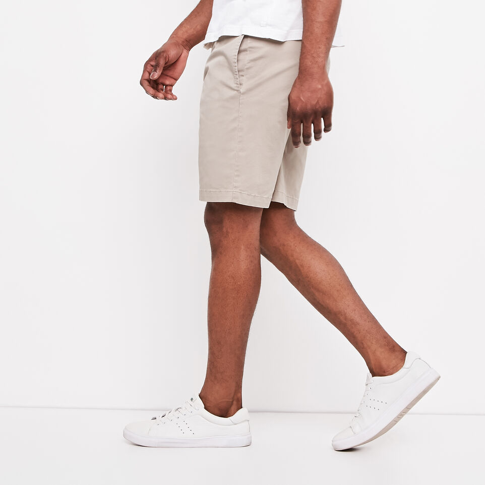 Roots-undefined-Sideline Twill Short-undefined-B