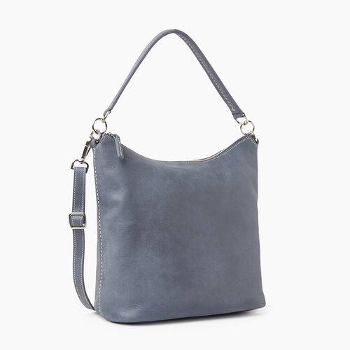 Roots-Leather New Arrivals-Ella Bag-Navy-A