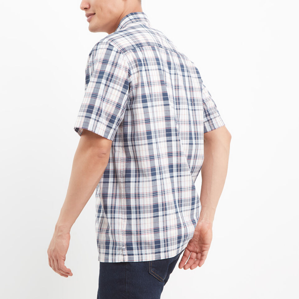 Roots-undefined-Tofino Madras Shirt-undefined-C