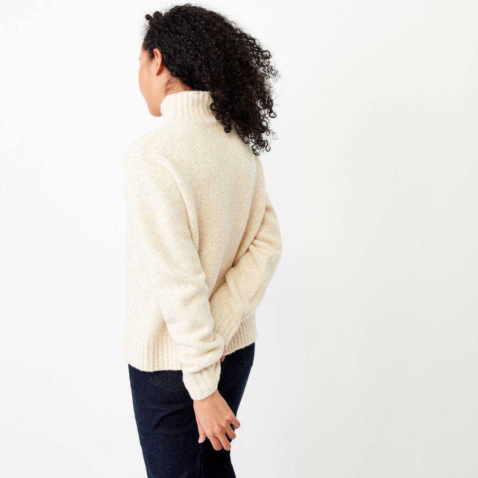 Roots-Women Our Favourite New Arrivals-Nita Cable Sweater-Light Oatmeal Mix-D