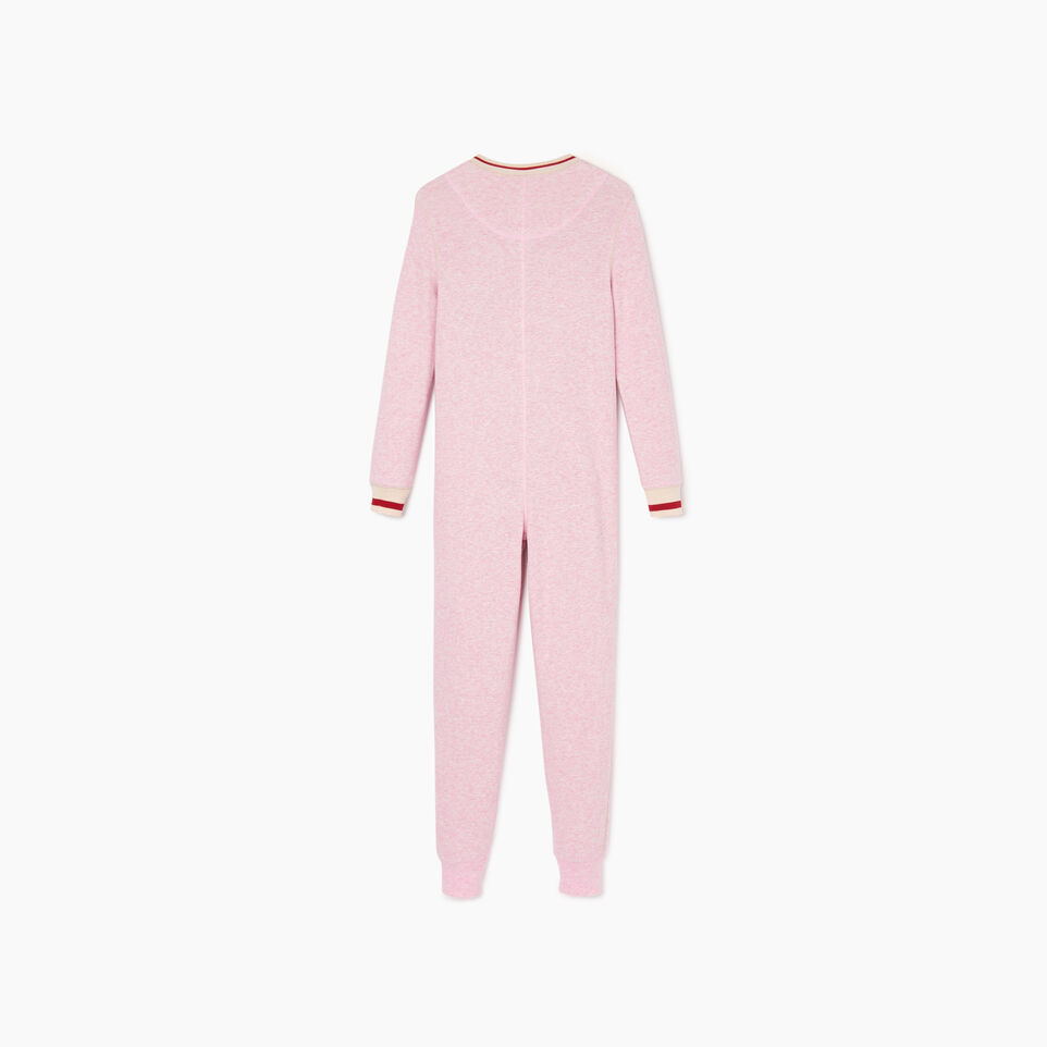 Roots-Kids Our Favourite New Arrivals-Girls Roots Cabin Long John-Fragrant Lilac Mix-B