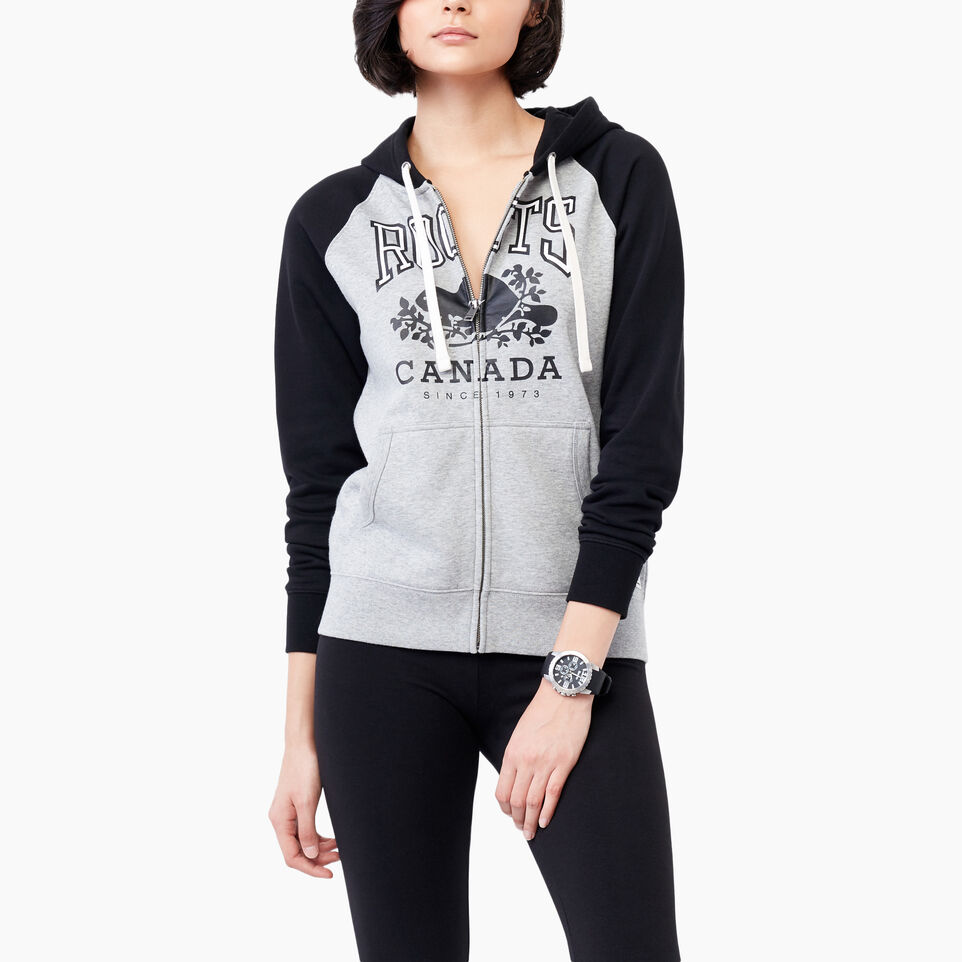Roots-undefined-Classic Colourblocked Hoody-undefined-A