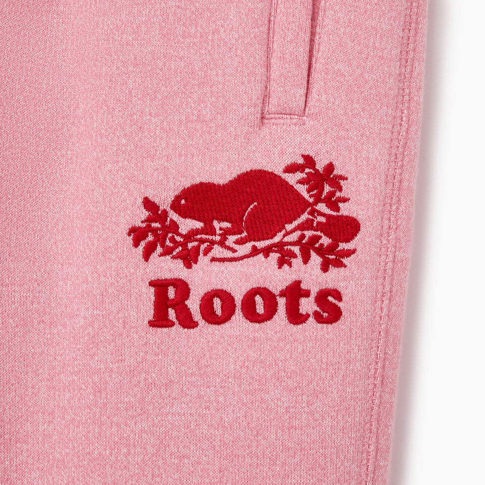 Roots-New For November Kids-Girls Roots Cabin Cozy Sweatpant-Cashmere Rose Pepper-C