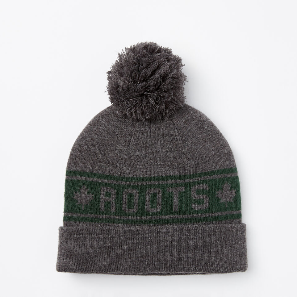 Roots-undefined-Heritage Pom Pom Toque-undefined-A