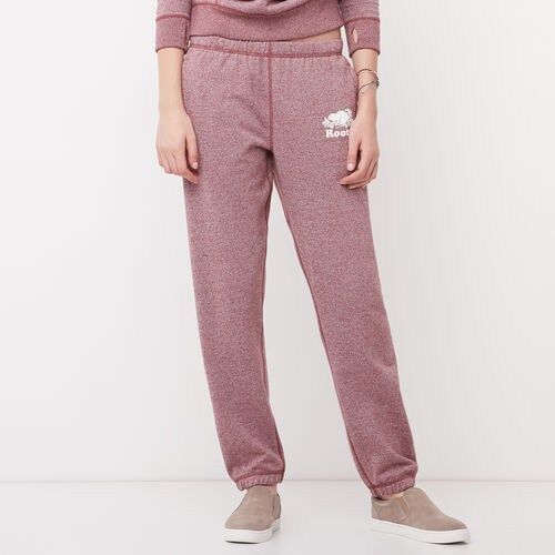 Roots-Women Original Sweatpants-Original Sweatpant-Wild Ginger Pepper-A