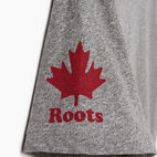 Roots-Men Canada Collection By Roots™-Mens Cooper Canada T-shirt-Grey Mix Pepper-E