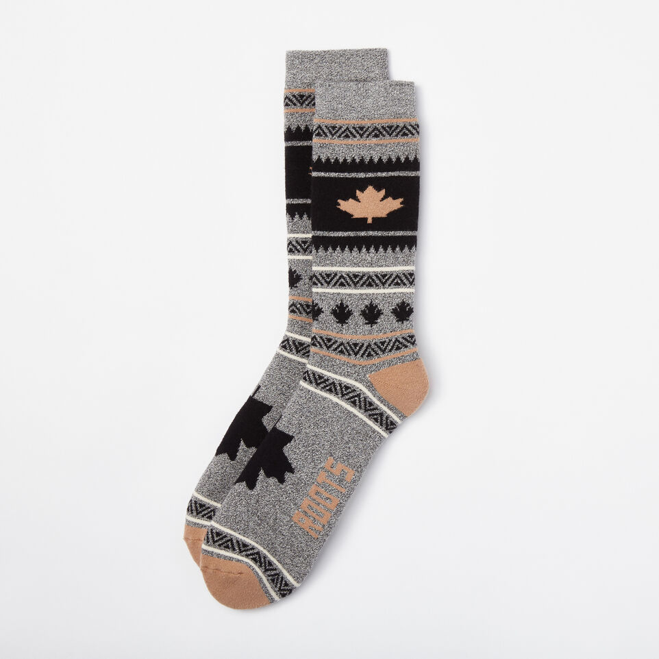 Roots-undefined-Mens Chuck Boot Sock-undefined-A