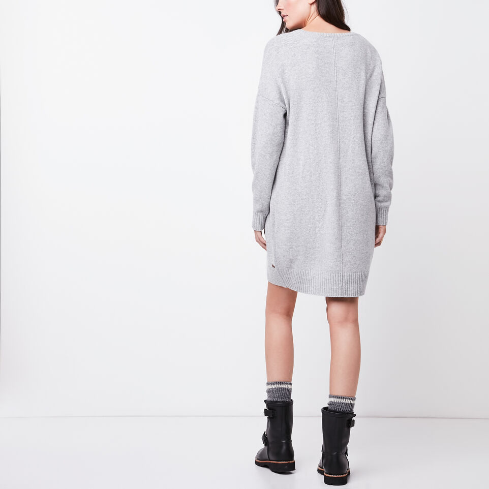 Roots-undefined-Robe En Tricot Jessie-undefined-D