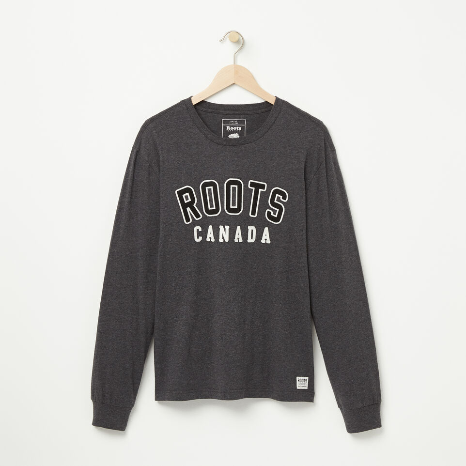Roots-undefined-T shirt classique-undefined-A