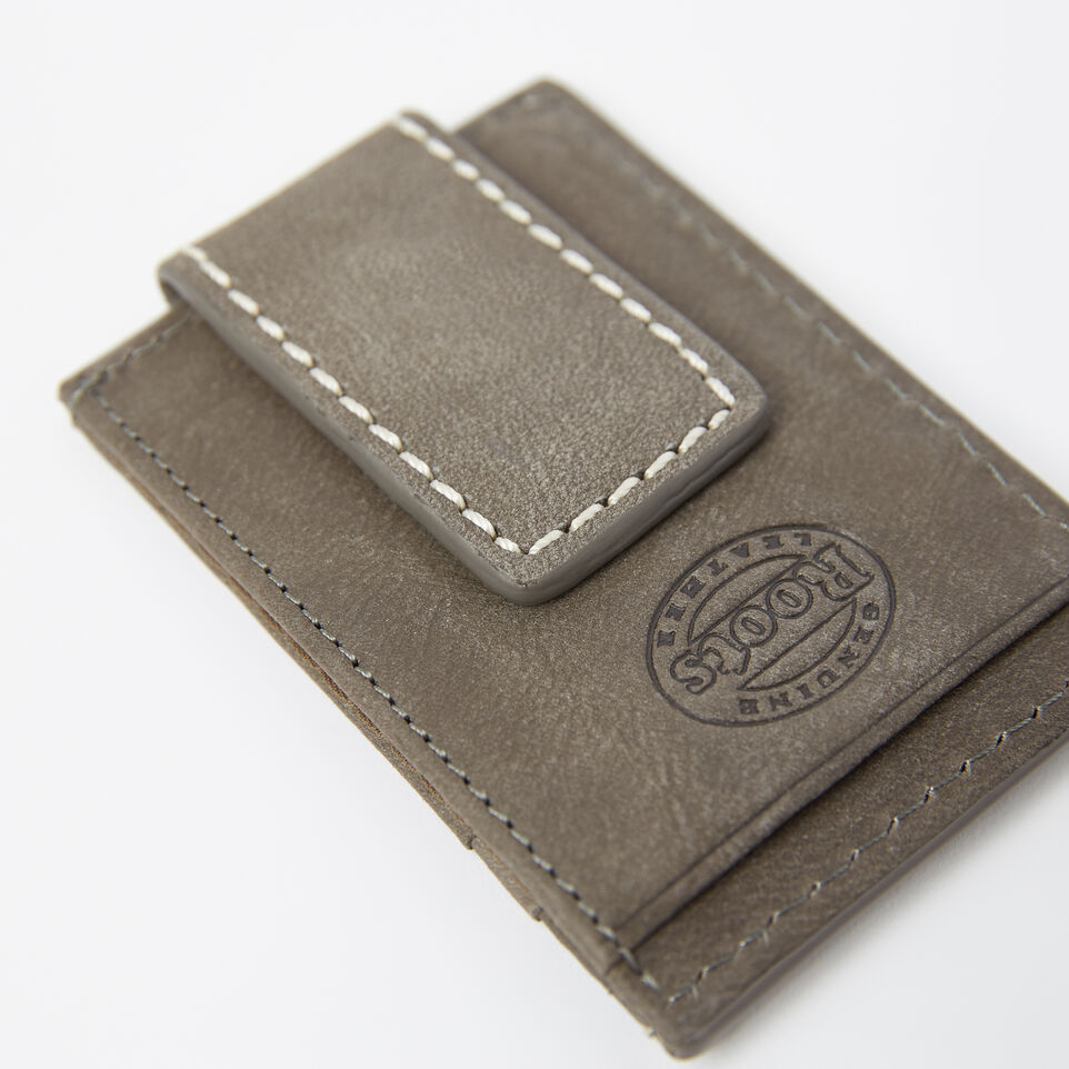 dc5722a09d3a1 Mens Money Clip Card Holder Tribe. Roots-undefined-Mens ...