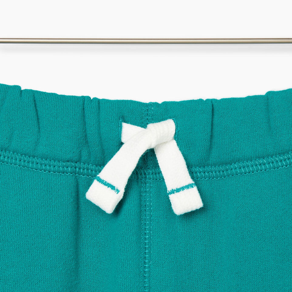 Roots-Kids New Arrivals-Girls Original Roots Sweatpant-Dynasty Turquoise-C