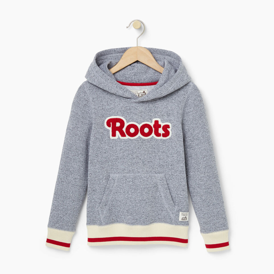 Roots-undefined-Chandail kangourou cabane pour filles-undefined-A