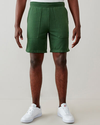 Roots-Shorts Men-Camp Short  8 In-Camp Green-A