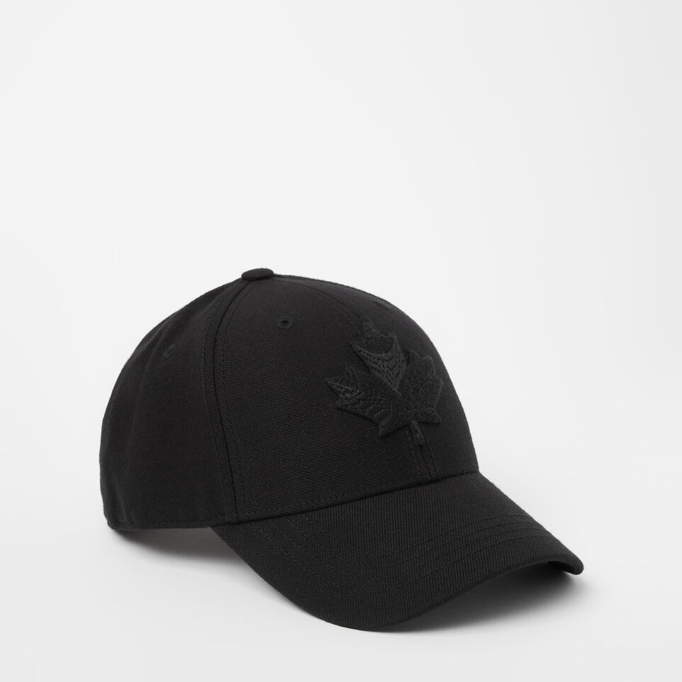 Roots-Mens Modern Leaf Baseball Cap