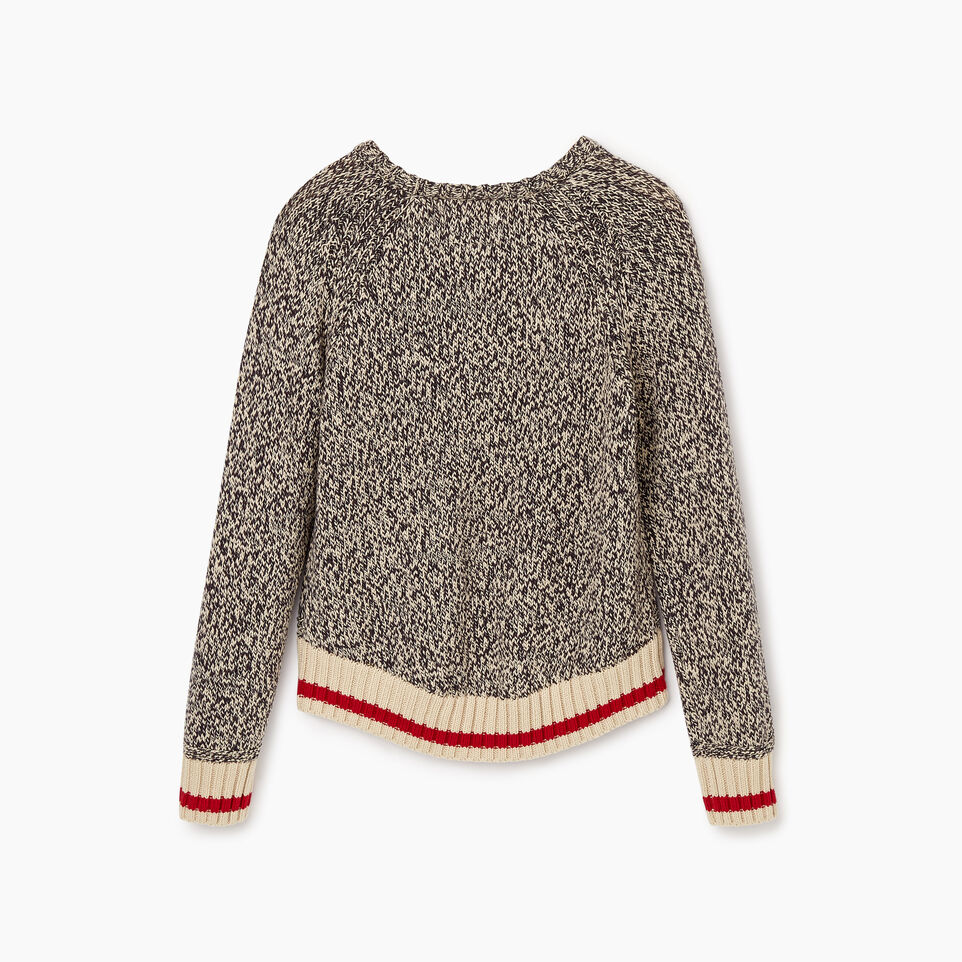 Roots-undefined-Girls Roots Cabin Crop Sweater-undefined-C
