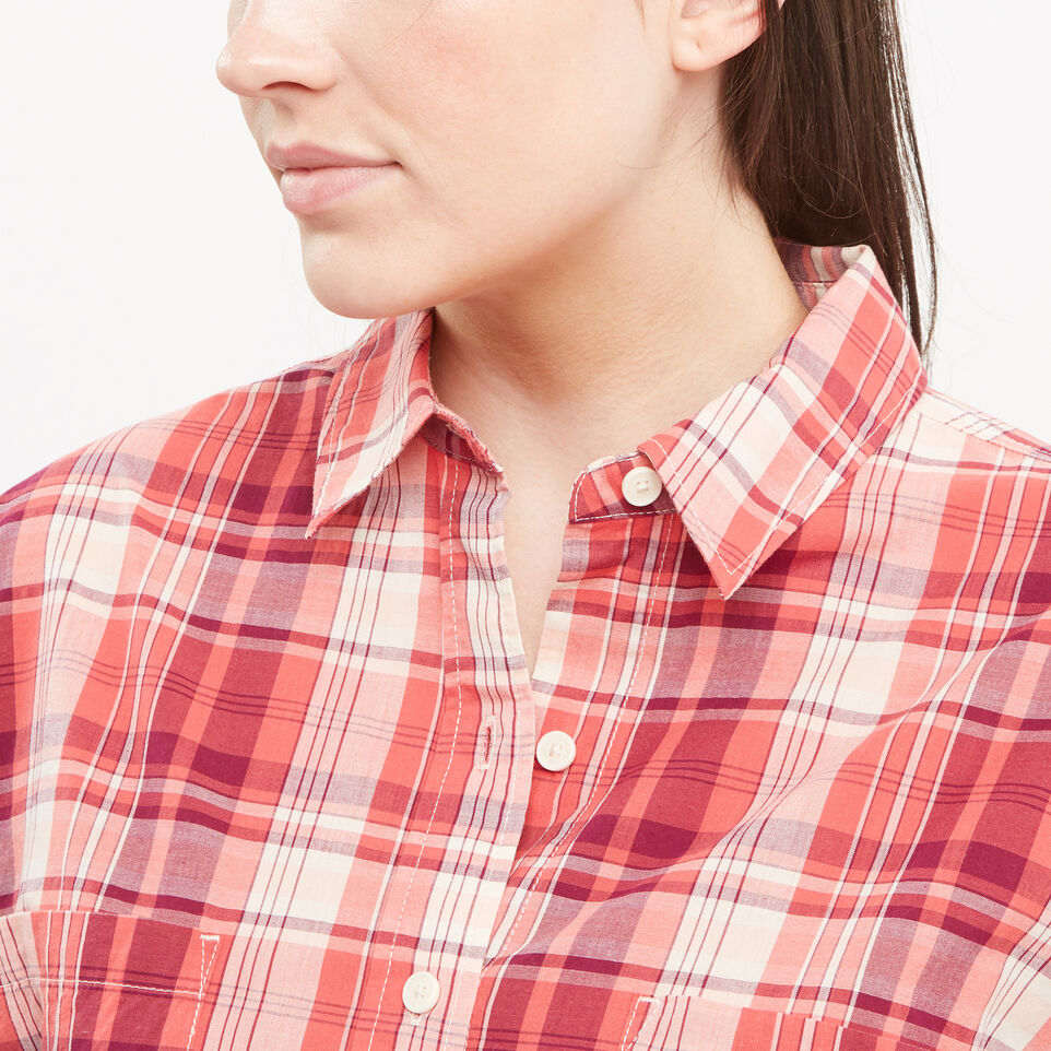 Roots-undefined-Arria Madras Plaid Shirt-undefined-C