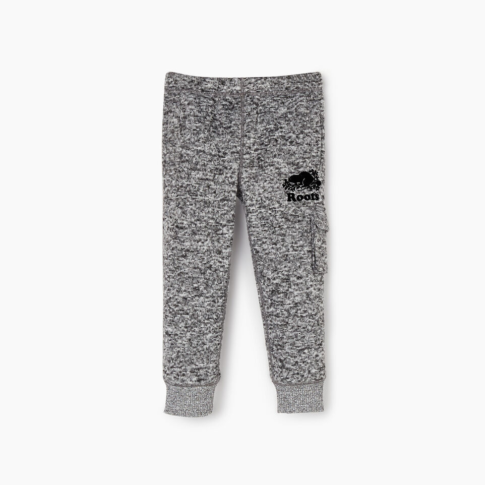 Roots-undefined-Toddler Sweater Fleece Cargo Pant-undefined-A